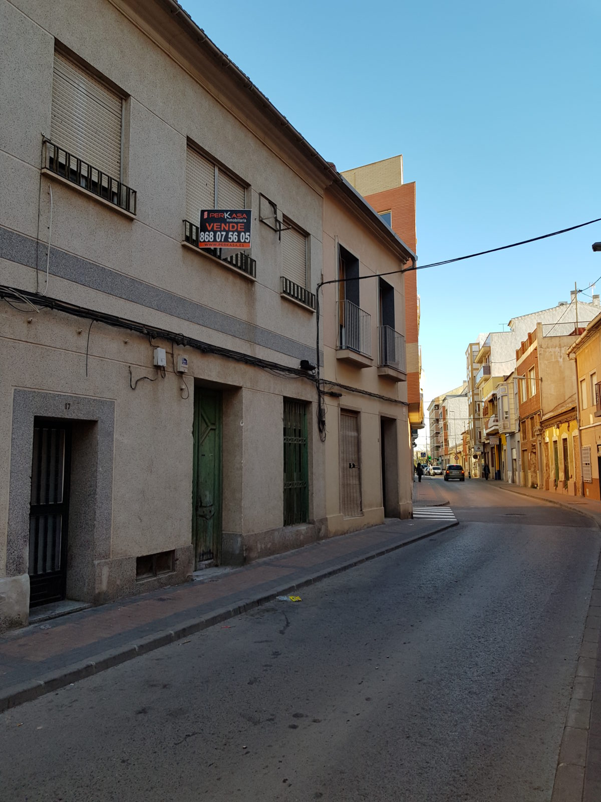 Espinardo calle Cruz,  planta baja