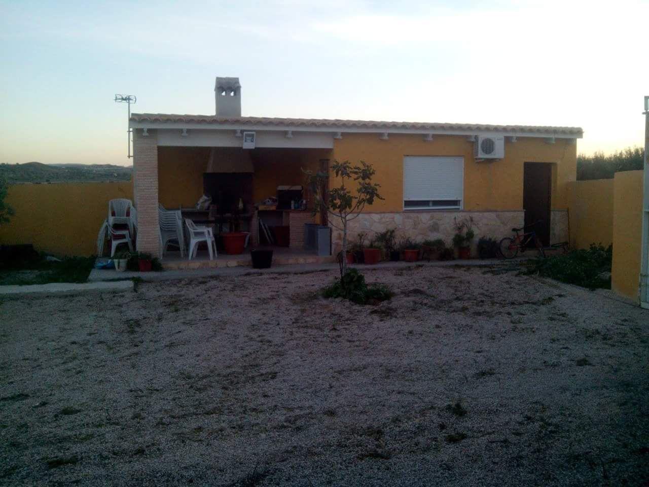Parcela con casa 35 m2 Las Torres de Cotillas