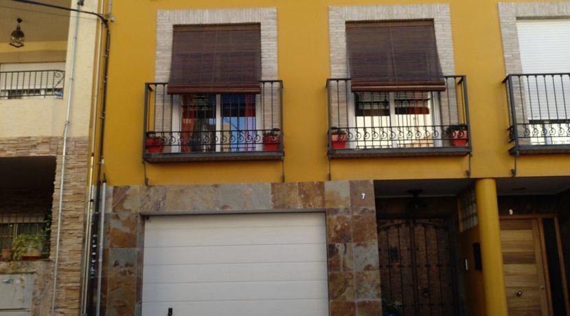 Casa Algezares Calle Aguila (1)