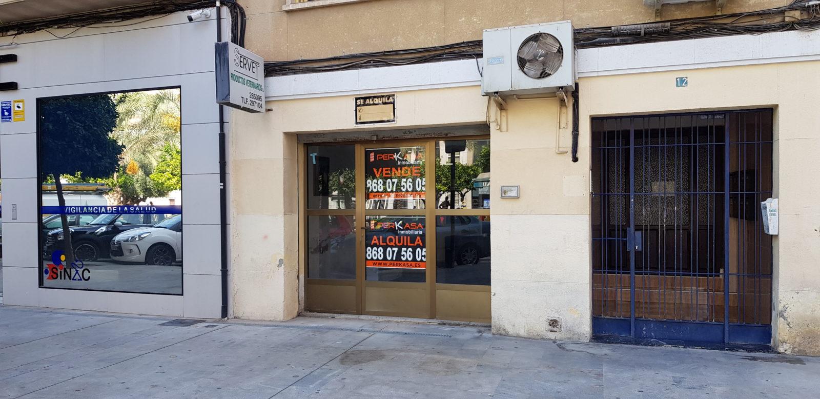 Local Plaza San Agustin
