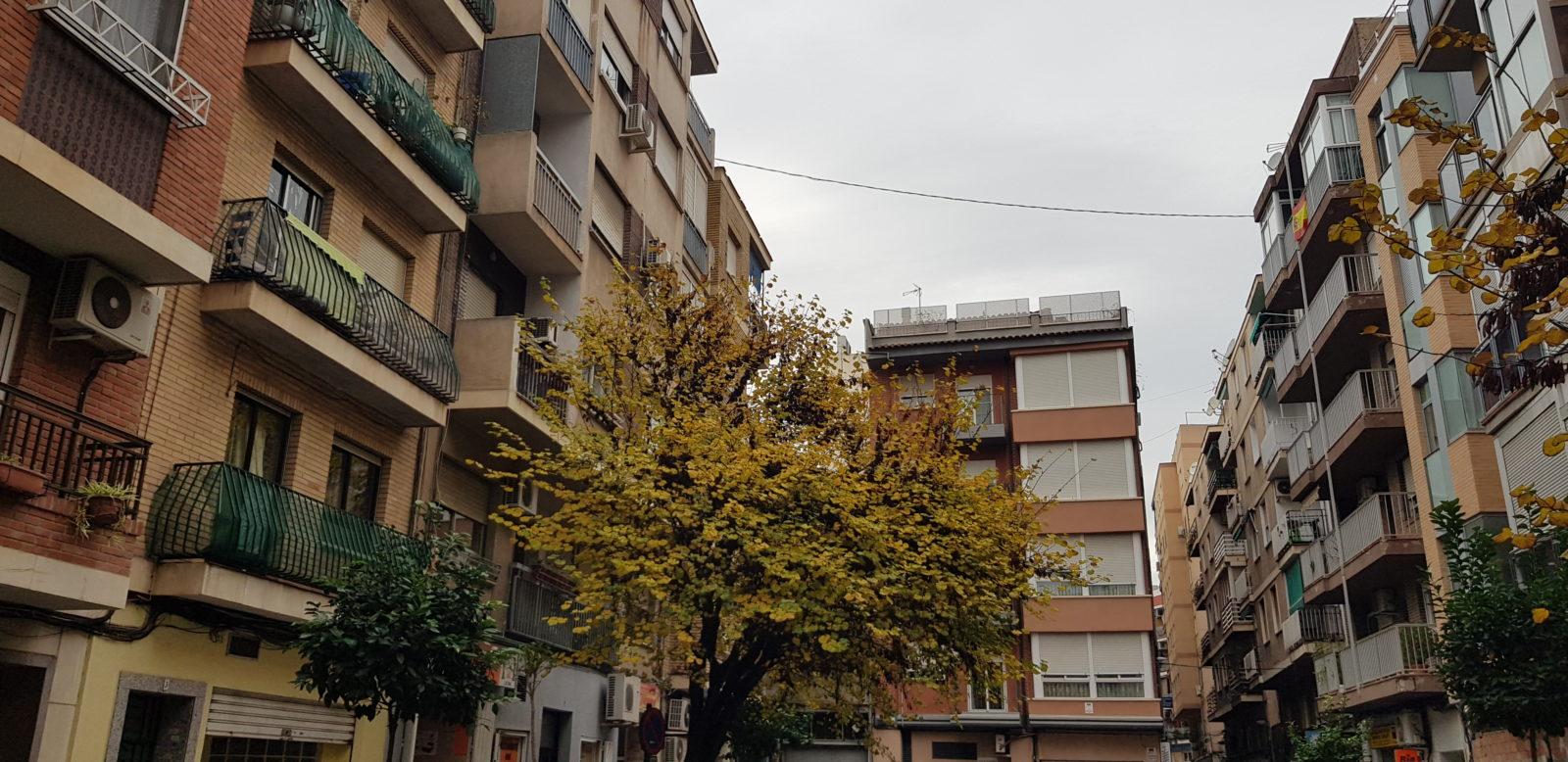 Plaza San Gines- zona Sagasta